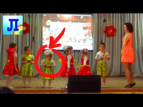 Одна девочка ЖжЕт УМОРА🔥🔥 ЭТО НАДО ВИДЕТЬ! Дети танцуют смешно. Children dance funny. Приколы 2020