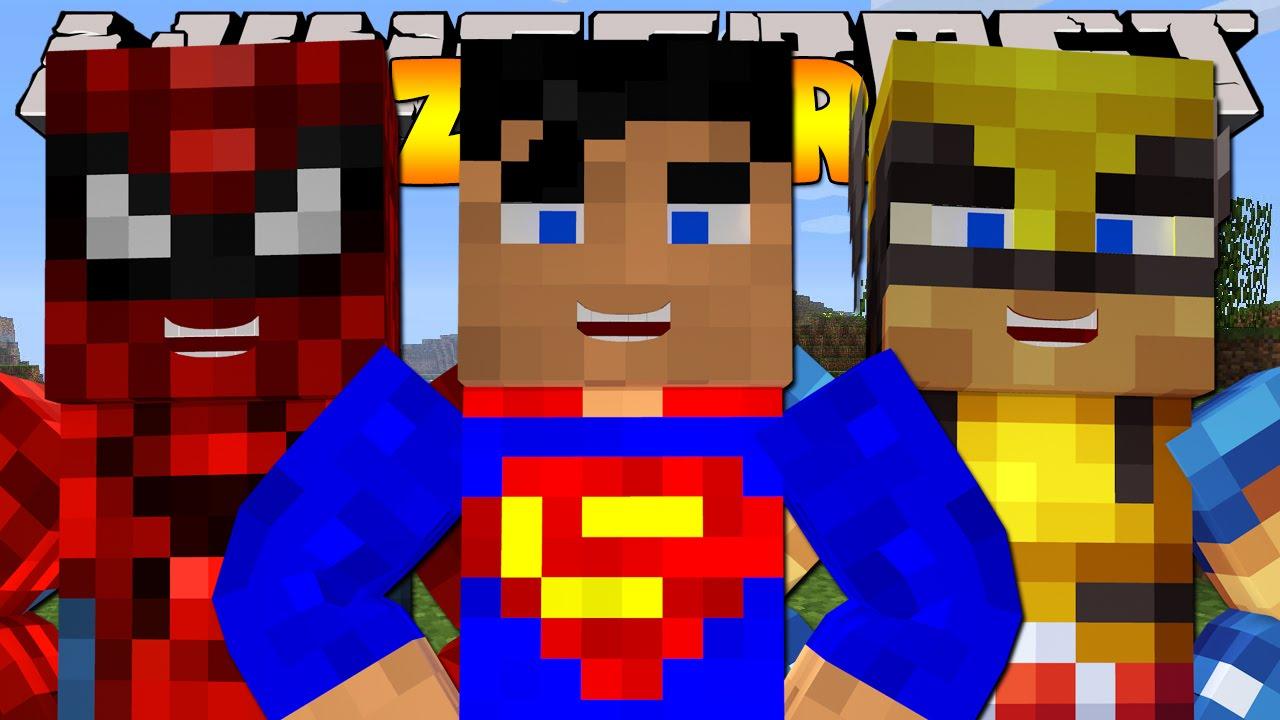 Minecraft crazy craft 3 0 superheroes in crazy craft 24 for Http test voidswrath com modpacks crazy craft 3 0