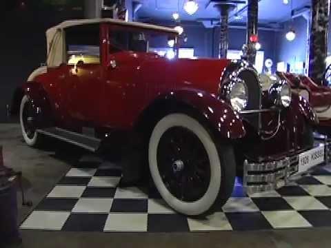 Wisconsin Auto Museum, Hartford Wisconsin