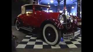 Wisconsin Auto Museum, Hartford Wisconsin  - Buy American