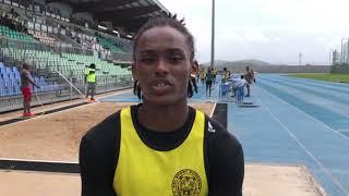 Passion Sport - Jayr BARINGTHON - Athlétisme spécial Jeux des Iles Corse 2019