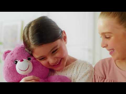 Care Bears Hug and Tickle Time Cheer Bear at Toy Universe Australia