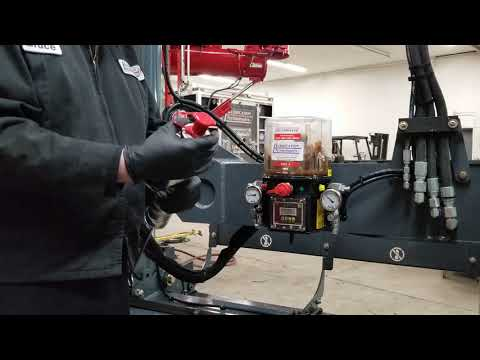Grease Filling Pump Hand Press Lube Tech