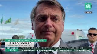 Brasil | Piden renuncia de Bolsonaro por gestión frente al coronavirus