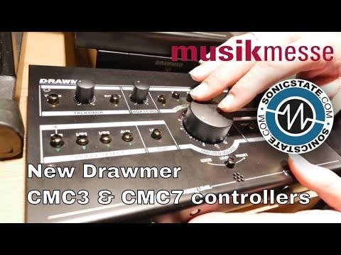 MESSE 2018: Drawmer shows New CMC7 & CMC3 Controllers