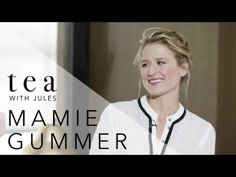 Tea with Jules  Jules Sebastian sits down with Actress Mamie Gummer