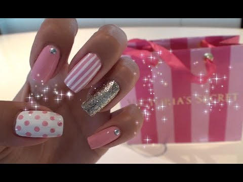 Victoria S Secret Nails