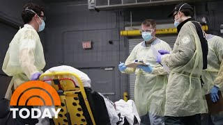 US Sees Deadliest Day In Coronavirus Pandemic But Some States Report Drop In ICU Admissions | TODAY