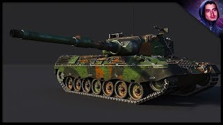 IS the Pay 2 Win Leopard Worth it? || Leopard L44 (War Thunder Tank Gameplay)