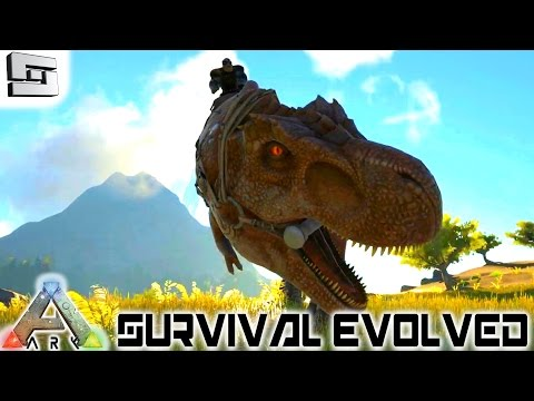 ARK: Survival Evolved - EXPLORING THE ISLAND OBELISKS! E14 (