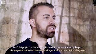 Curator Matteo Gemolo presents Coudenberg Sound Box Fest