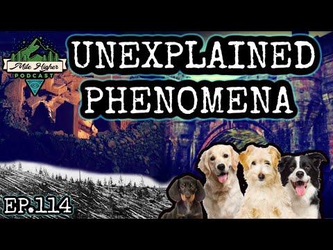 Unexplained Phenomena Part V Marfa Lights, Göbekli Tepe, Tunguska Event & The Overtoun Bridge - #114