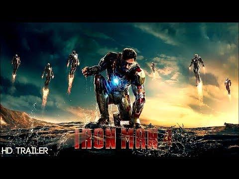 Iron Man 4     Rise Of The Mandarin  Movie Trailer # 1 2018 HD