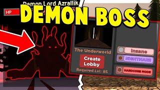 New Roblox Dungeon Quest Underworld Scirpt Hack - New Map %100 Working!!