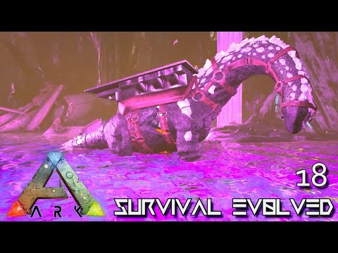 ARK: ABERRATION - TITANOSAUR & TUMULTUOUS SABER !!! E18 (PUGNACIA MOD ARK: SURVIVAL EVOLVED)