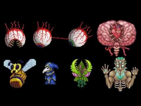 Terraria Music - All Boss Themes