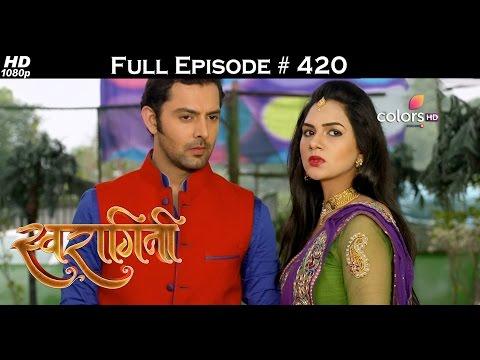 Swaragini - 3rd October 2016 - स्वरागिनी - Full Episode (HD)
