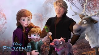 Frozen 2: Anna and Kristoff have a son! And a cute reindeer baby! ❤️🦌 Frozen 2 | Alice Edit!