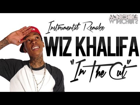 Wiz Khalifa - In The Cut (Instrumental)