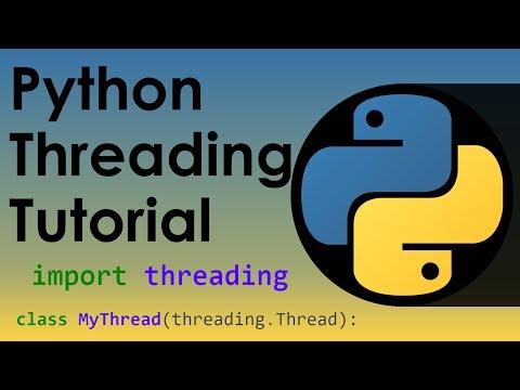 Python Threading Basics - Nitratine