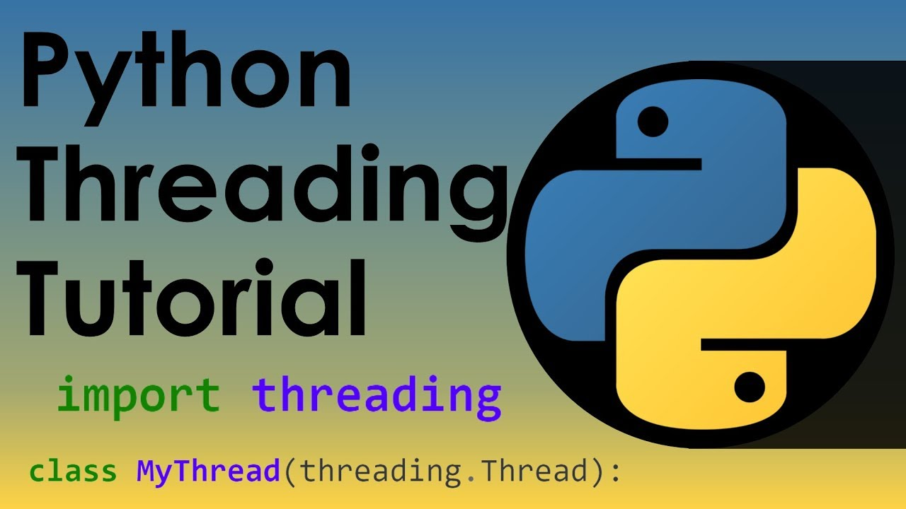 Python Threading Basics - Nitratine