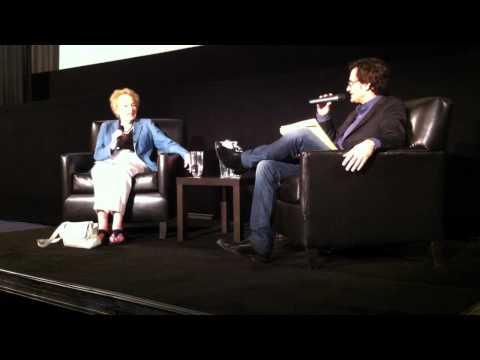 THIRD MAN Script Supervisor Angela Allen at TCM Film Fest 2011