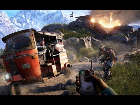 Far Cry 4   Фар Край 4 -  Русский Трейлер