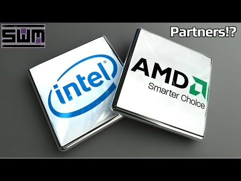 News Wave Extra! - Intel And AMD Team Up...This Could Be Interesting