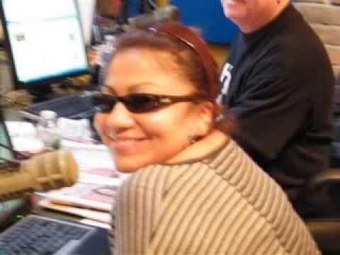 WSKQ 97.9 Carolina Cadillo talks about NYCRM's Great Thanksgiving Banquet 2012