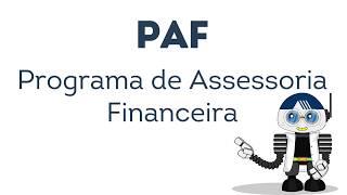 ENIAC PAF - Programa de Assessoria Financeira