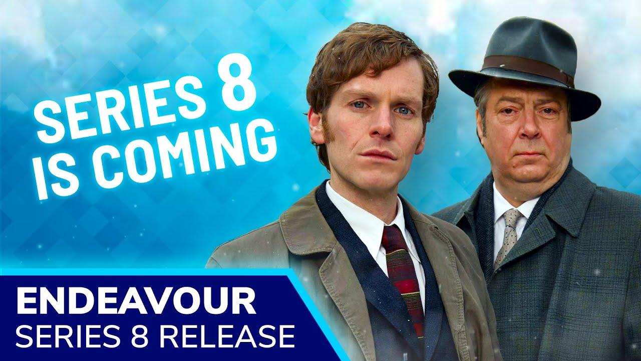 Download ENDEAVOUR Season 8 Release Confirmed for 2021: Shaun Evans Returns as DS Morse, Director & Producer