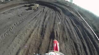 MX Gniezno  Zakończenie Sezonu Rymacki CRF450R 2010 Training