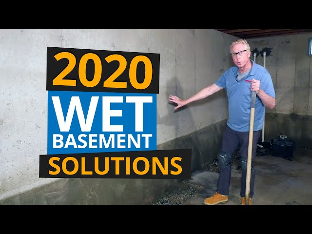 Wet Basement Transformations | 2020 Year-in-Review