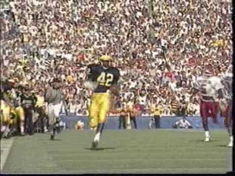 Michigan Running Backs - Volume 1