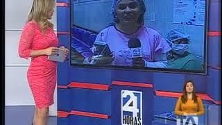 Baixar Noticiero 24 Horas, 01/08/2018 (Primera Emisión)