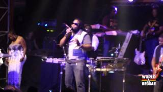 Morgan Heritage - Buju Banton Tribute - Live at OffCorso, Rotterdam (July 21,2012)