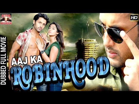 Aaj Ka Robinhood l 2016 l South Indian Movie Dubbed Hindi HD Full Movie