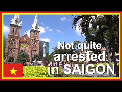 Walking Tour of SAIGON | Ho Chi Minh City Vietnam Travel Video 3