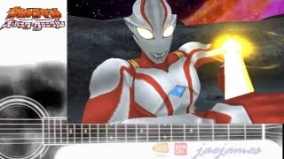Ultraman Mebius Theme Song (acoustic guitar solo) ウルトラマンメビウス