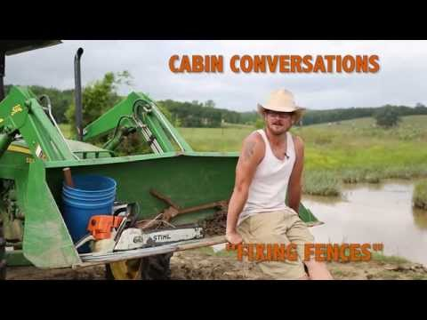 Cabin People: Fences