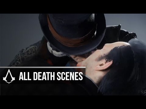 Assassin's Creed Syndicate - All Death Scenes (Boss Fights) Templar Kills