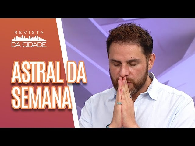 Previsão dos Signos, Tarot e Energia da Semana - Revista da Cidade (18/02/19)