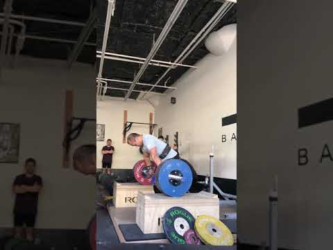 160 kg Block Clean PR