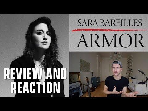 download Sara Bareilles - Armor - Review and Reaction