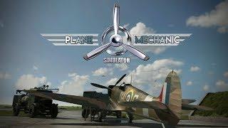 Ja kudłaty durnowaty reperuje stare ........samoloty - Plane Mechanic Simulator