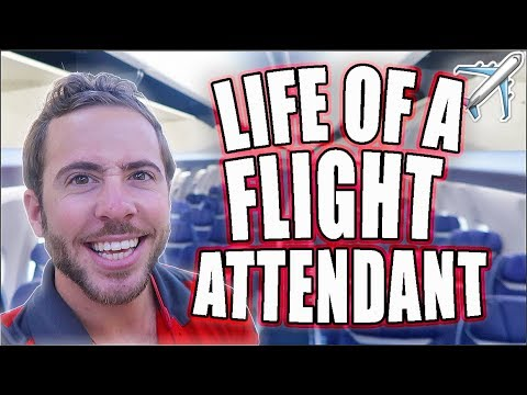 THE LIFE OF A FLIGHT ATTENDANT Ep.8 | SPECIAL ANNOUNCEMENT TO ALL PASSENGERS