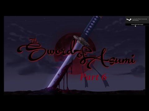 Sword of Asumi #6:  The Tongue Punch