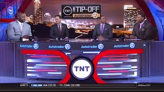 [Ep. 26] Inside The NBA (on TNT) NBA Tip-Off – Spurs vs. Thunder Preview/Guest Tracy McGrady 4-7-15