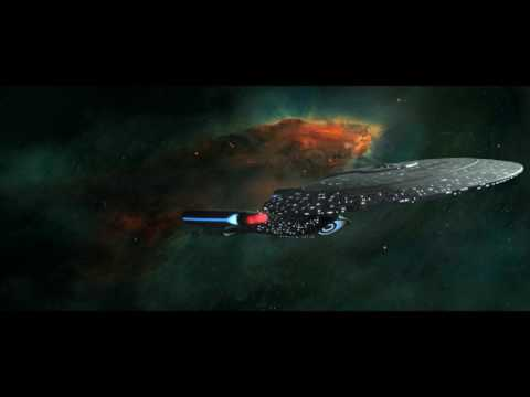 First Contact Intro Shot Recreation With Enterprise D