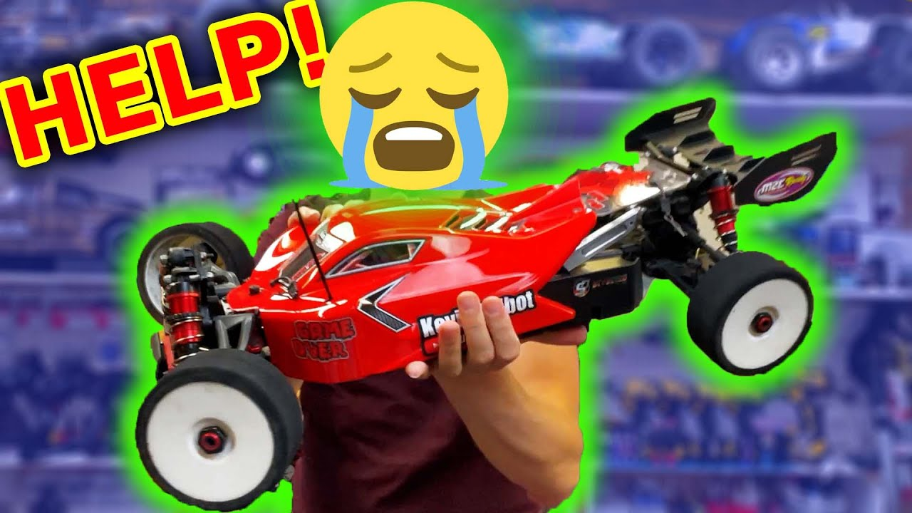 Man wastes $2009 on rc car and its still slow